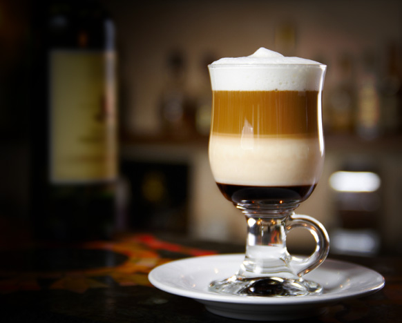 Prepare a Irish Coffee