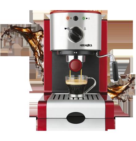 Cafetera Espresso/Exprés CM-1637